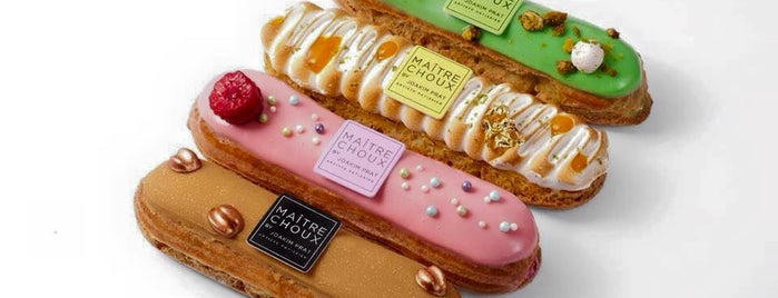 Maitre Choux is one of Bons plans Londres.
