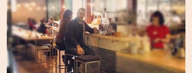 Caravan King's Cross is one of Top picks for Coffee Shops.