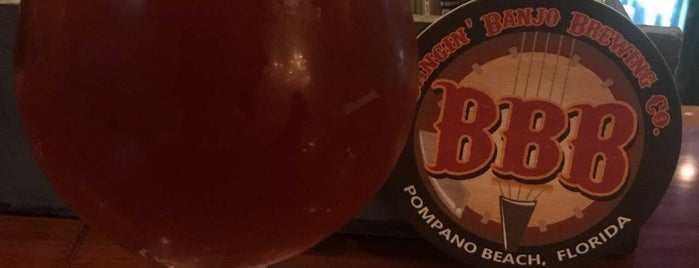 Bangin' Banjo Brewing Company is one of Coral Springs.