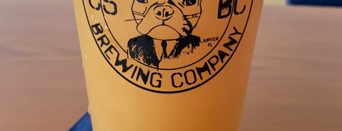 Civil Society Brewing WPB is one of Rock Star.