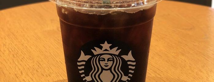 Starbucks is one of 高井 님이 좋아한 장소.