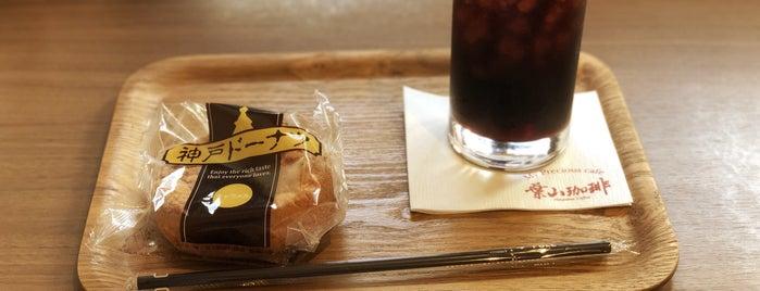 Dr. Cafe 本店 is one of Lugares favoritos de Masahiro.