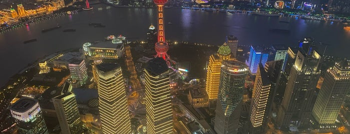 Shanghai Tower Observation Deck is one of Luis Felipe 님이 좋아한 장소.
