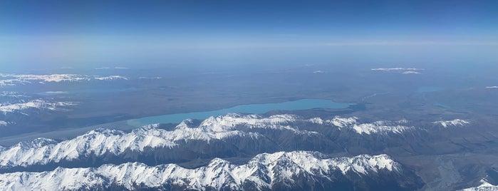 Mount Cook National Park is one of Новая Зеландия.