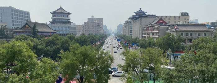 North Gate is one of Xi'An.