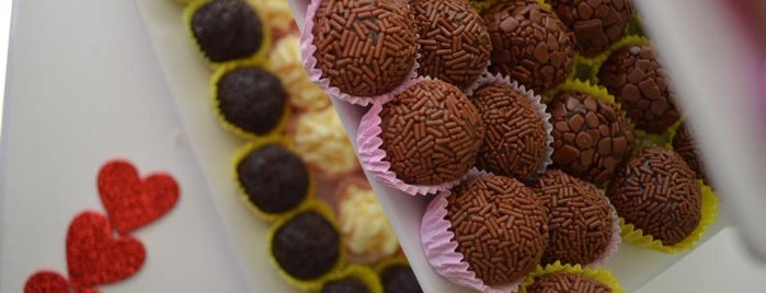 Brigadeiros do Tuiter is one of Locais salvos de Wallace.