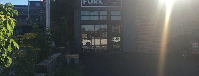 Fork Food Lab is one of Tempat yang Disukai Anny.
