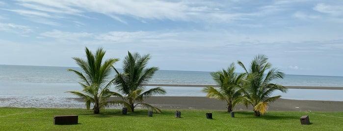 New travel beach resort is one of Kanokporn : понравившиеся места.