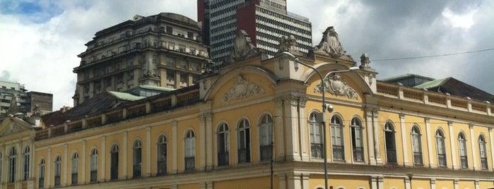 Mercado Público is one of Porto Alegre.