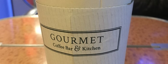 Gourmet is one of Locais curtidos por Els.