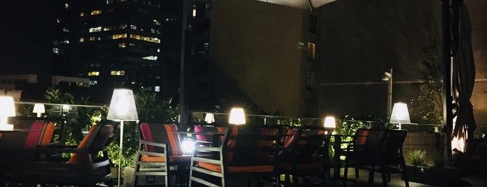 Hotel Magnolia is one of Posti salvati di Joana.