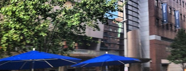East 25th Street Plaza - Baruch College is one of Kips Bay.
