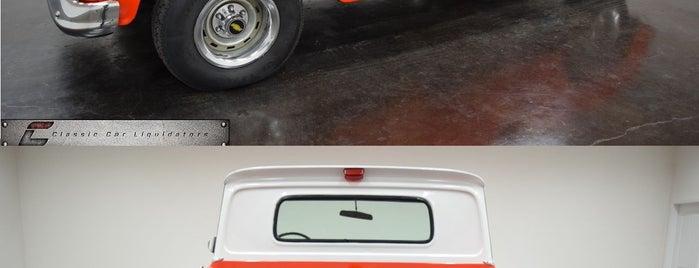 Classic Car Liquidators is one of Posti che sono piaciuti a Anne.