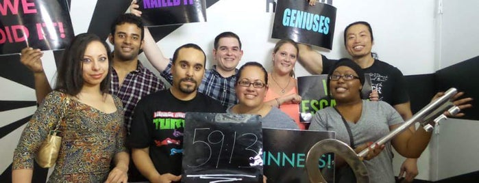 Escape The Room NYC is one of NYC Activities.
