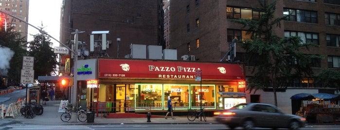Pazzo Pizza & Restaurant is one of Andrew'in Beğendiği Mekanlar.
