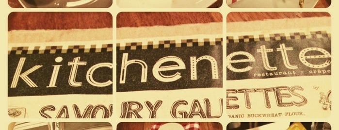 kitchenette is one of Close Coffee and Food.