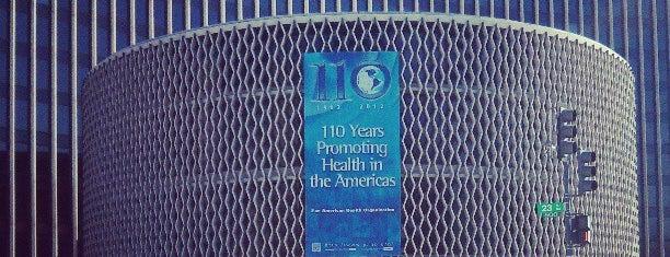 Pan American Health Organization is one of Posti che sono piaciuti a Julie.