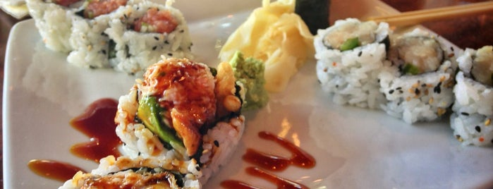 Domo Sushi is one of San Francisco.