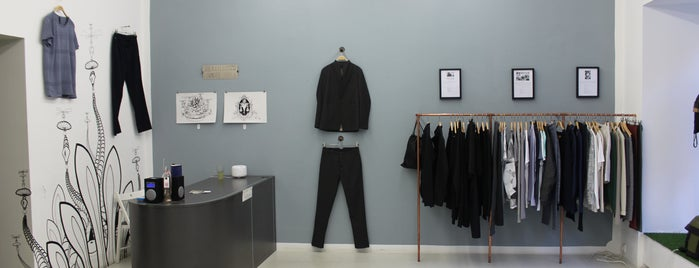 homage store berlin is one of Men clothes Berlin.