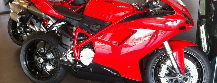 Ducati Udonthani is one of สถานที่ที่บันทึกไว้ของ Scott.
