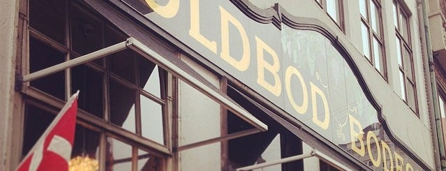 Toldbod Bodega is one of Edible Copenhagen.