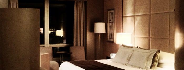 Shangri-La Hotel is one of Locais curtidos por TARIK.