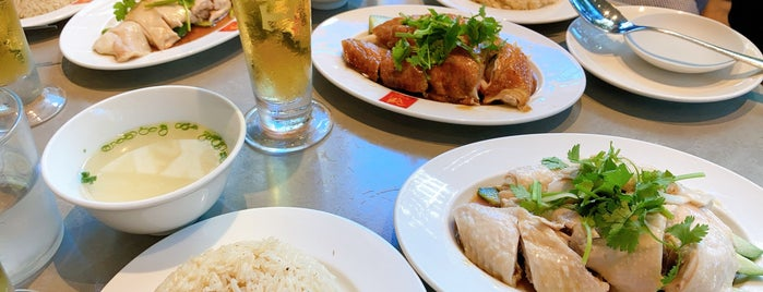 Wee Nam Kee Chicken Rice Japan Concept Shop is one of japan recs.