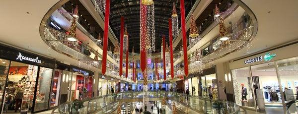 İstanbul'daki Alışveriş Merkezleri