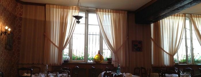 La Table Sourdet is one of T : понравившиеся места.