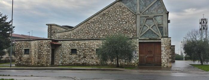 Chiesa del Sacro Cuore Immacolato di Maria is one of Pistoia.
