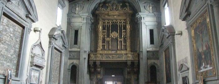 Chiesa e Convento di S. Domenico is one of Pistoia.