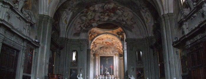 Chiesa dei SS. Prospero e Filippo is one of Pistoia.