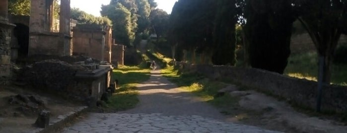 Area Archeologica di Pompei is one of Go Ahead, Be A Tourist.