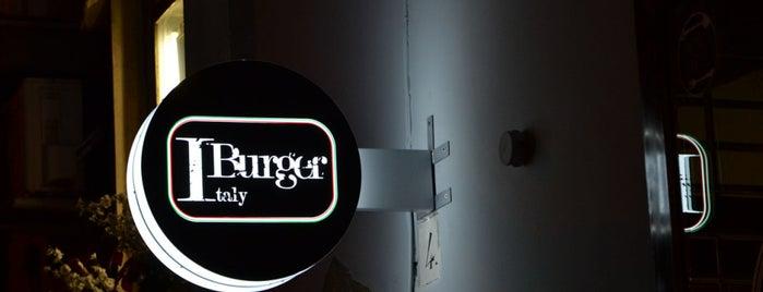 Burger Italy is one of Posti salvati di Salvatore.