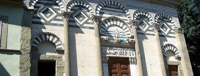 Chiesa di S. Andrea is one of Pistoia.