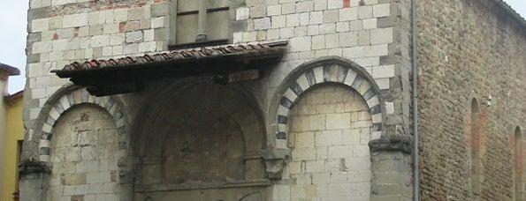 Chiesa di San Salvatore is one of Pistoia.