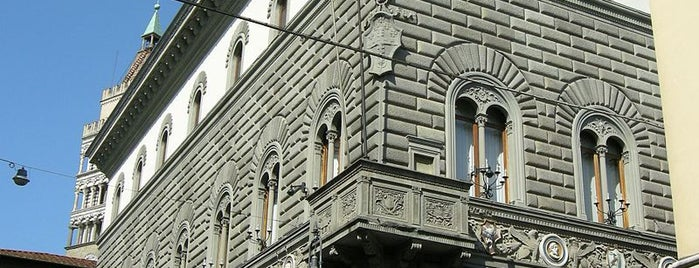 Palazzo Azzolini is one of Pistoia.