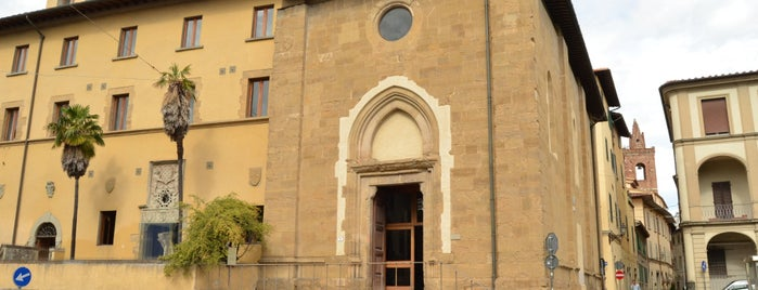 Chiesa di S. Antonio Abate is one of Pistoia.