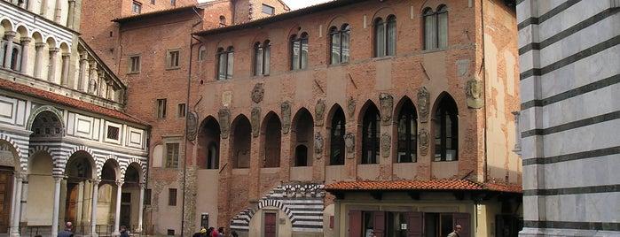 Palazzo dei Vescovi is one of Pistoia.