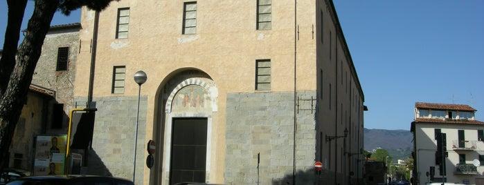 Chiesa e Convento di San Lorenzo is one of Pistoia.