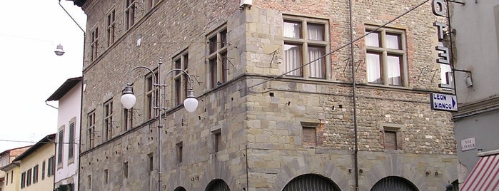 Palazzo Panciatichi is one of Pistoia.
