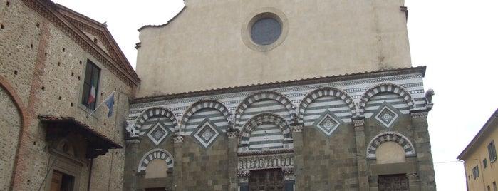 San Pier Maggiore is one of Pistoia.