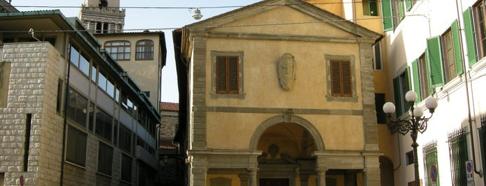 Chiesa di San Leone is one of Pistoia.