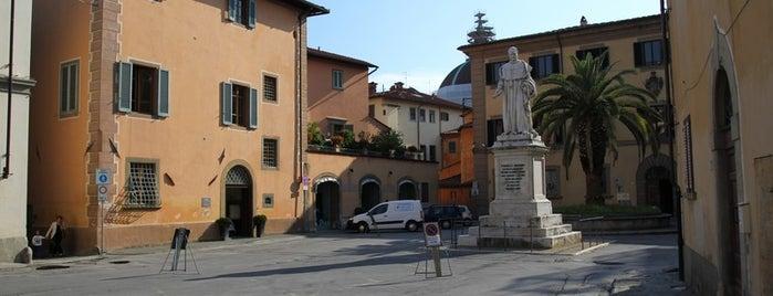 Piazza dello Spirito Santo is one of Pistoia.