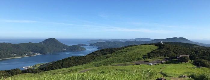 平戸市川内峠 is one of アウトドア&景観スポット.