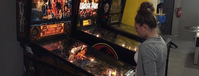 Joystick Arcade Bar is one of Locais salvos de Rptr.
