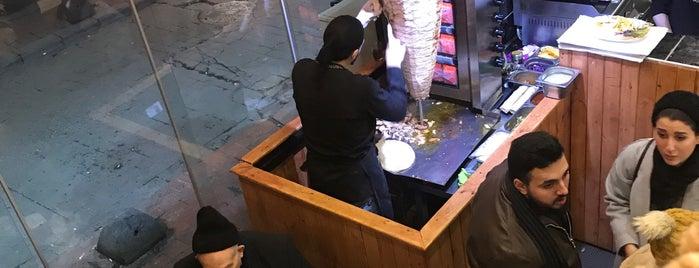 Filistin Mutfağı القدس الشريف is one of To-eat list Istanbul.