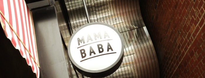 Mama Baba is one of Melbourne.