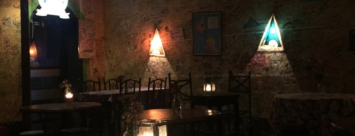 Las Cien Puertas is one of Bar hoppin!!.