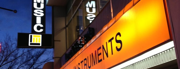 Long & McQuade is one of Music Instrument Stores in Canada.